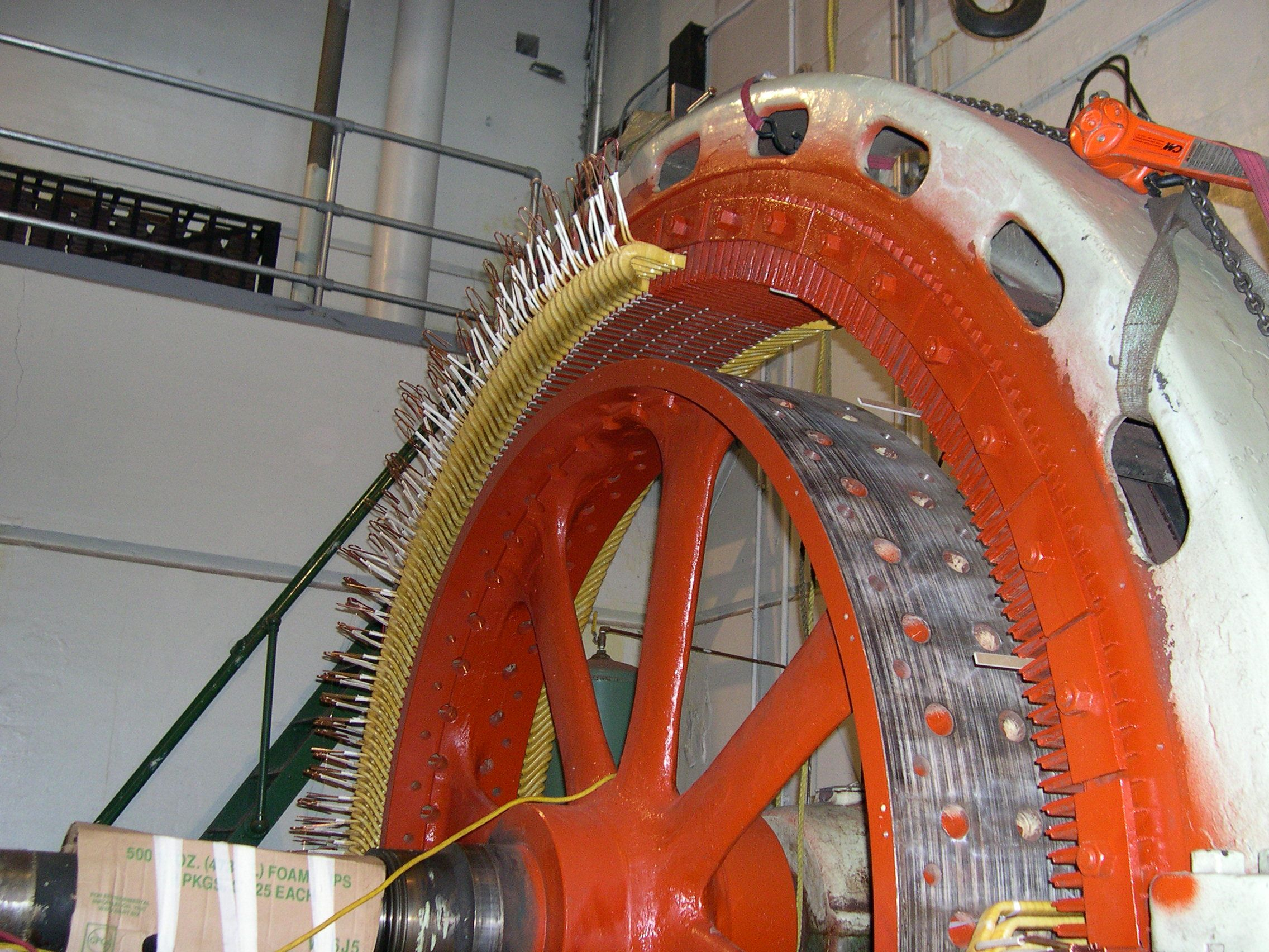 Complete Turnkey Services and Maintenance Programs for Electric Motors, Hydroelectric Projects and Hydroelectric Repair